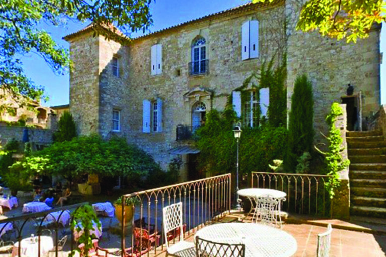 chateau arpallargues