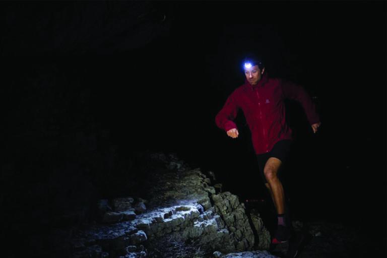 trail nuit